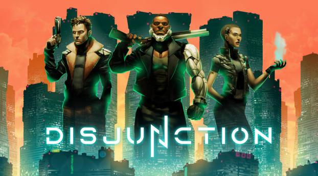 Disjunction Game Poster Wallpaper