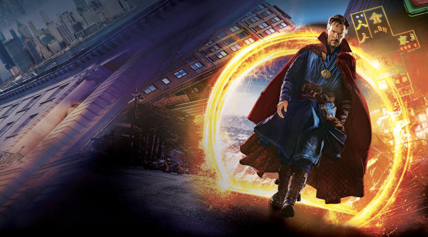 HD Wallpaper | Background Image Doctor Strange 4K
