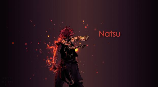 Dragneel Natsu Wallpaper, HD Anime 4K Wallpapers, Images ...