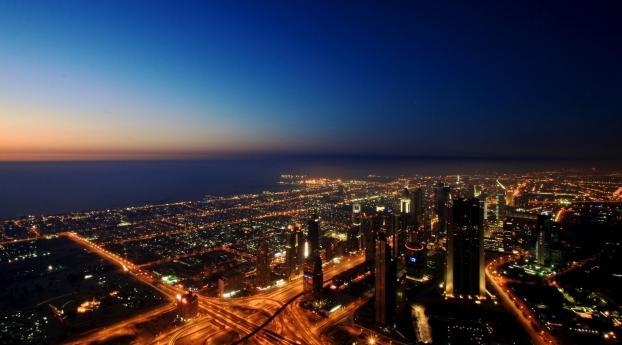 1242x2688 Dubai Uae City Iphone Xs Max Wallpaper Hd City