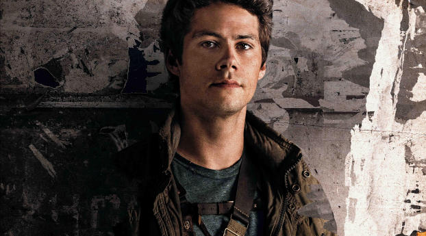 1920x1080 Dylan O Brien In Maze Runner The Death Cure 2018 1080p