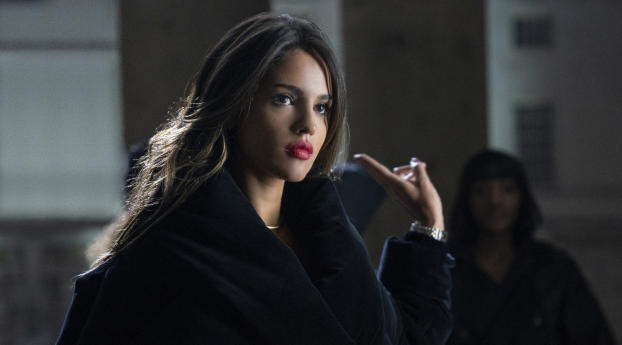 HD Wallpaper | Background Image Eiza Gonzalez As Madame M In Fast & Furious