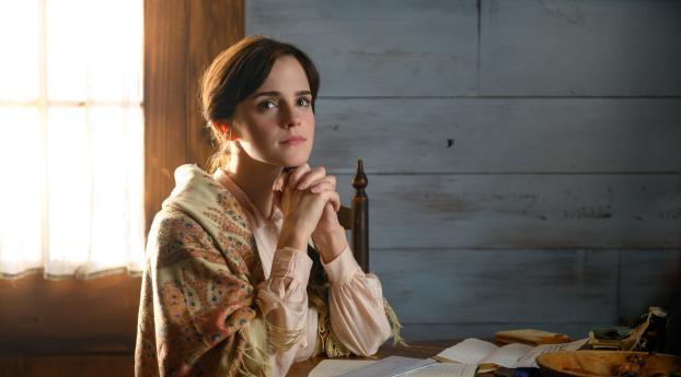 HD Wallpaper | Background Image Emma Watson In Little Women