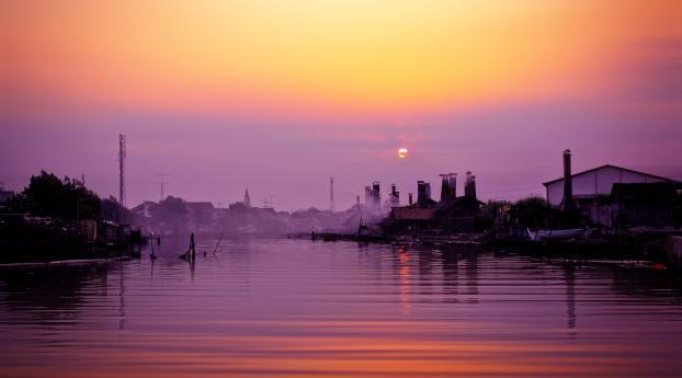 wxl evening in semarang city indonesia 66912