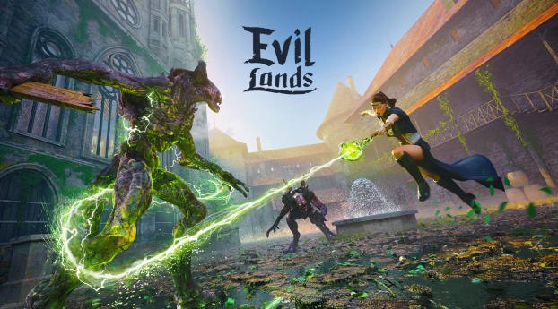 HD Wallpaper | Background Image Evil Lands 2019
