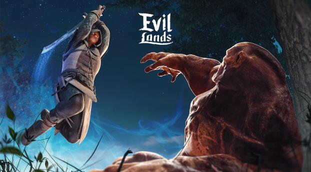 HD Wallpaper | Background Image Evil Lands Game