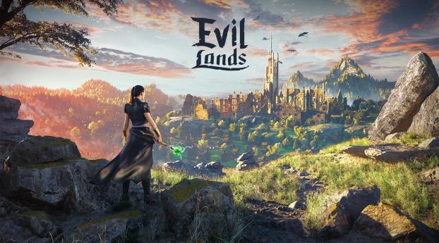 HD Wallpaper | Background Image Evil Lands