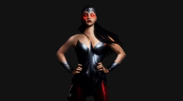 HD Wallpaper | Background Image Evil Wonder Woman