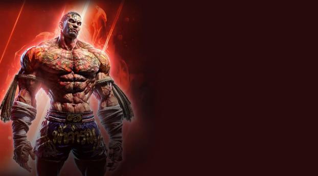 HD Wallpaper | Background Image Fahkumram Tekken 7