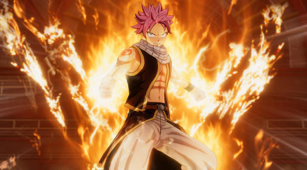 HD Wallpaper   Background Image Fairy Tail 2019 Game