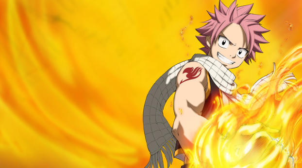 HD Wallpaper | Background Image Fairy Tail 2019