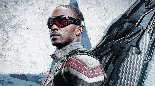 Falcon from The Falcon And The Winter Soldier Wallpaper