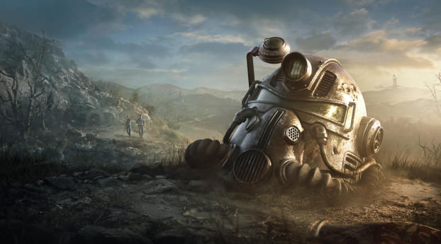 HD Wallpaper | Background Image Fallout 76 5k