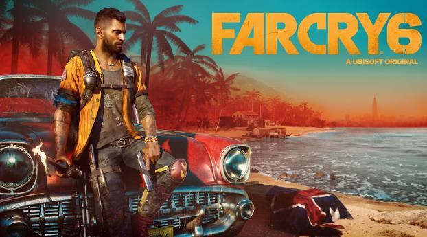 Far Cry 6 Male Dani Wallpaper 1600x900 Resolution