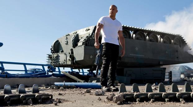 320x240 Fast And Furious Vin Diesel Wallpaper Apple Iphone
