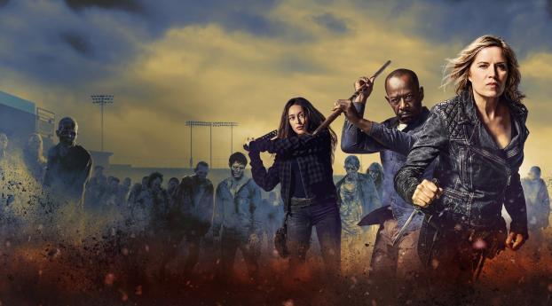 Fear the Walking Dead 2021 Wallpaper
