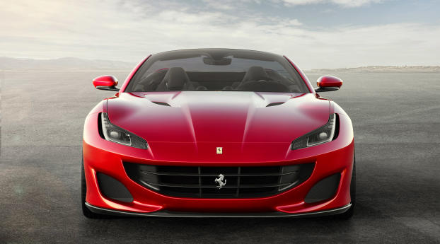 1242x2688 Ferrari Portofino 2017 Iphone Xs Max Wallpaper Hd