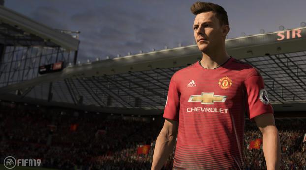 HD Wallpaper | Background Image FIFA 2019 Game Screenshoot