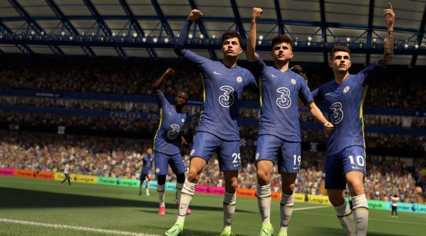 FIFA 22 New Wallpaper