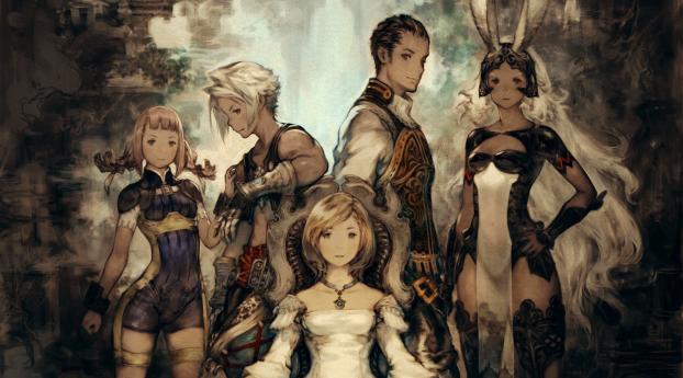 HD Wallpaper | Background Image Final Fantasy 12 The Zodiac Age