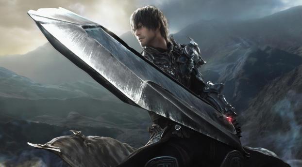 HD Wallpaper | Background Image Final Fantasy 14 Shadowbringers