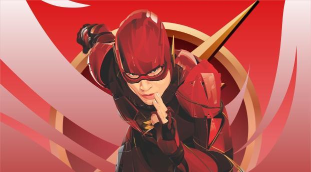 HD Wallpaper | Background Image Flash DC Comics