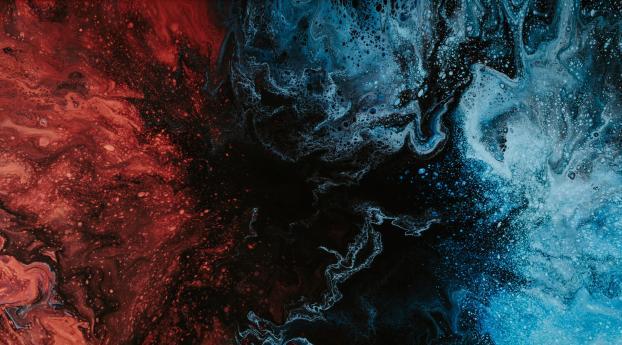 Flow of Color Art 2021 Wallpaper