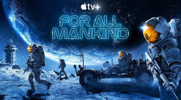 For All Mankind Season 2 Wallpaper