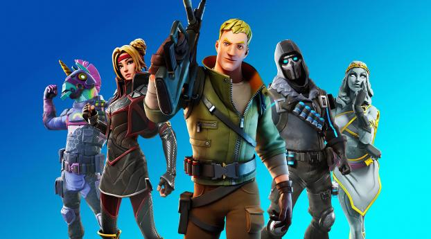 HD Wallpaper | Background Image Fortnite Group