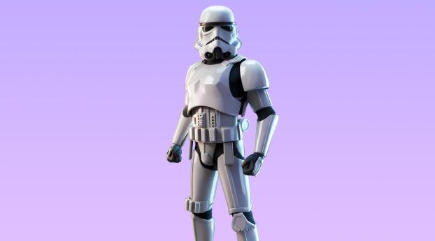 HD Wallpaper | Background Image Fortnite Imperial Stormtrooper