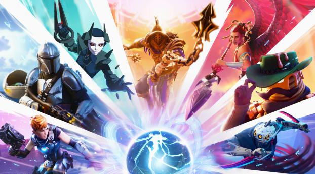 Fortnite Season 5 The Zero Point Wallpaper, HD Games 4K ...