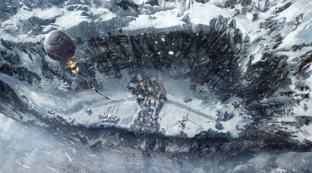 1440x2960 Frostpunk On The Edge Samsung Galaxy Note 9 8 S9 S8 S8 Qhd Wallpaper Hd Games 4k Wallpapers Images Photos And Background