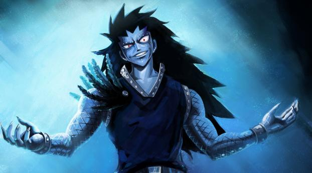 HD Wallpaper | Background Image Gajeel Redfox Art