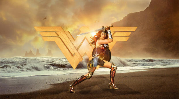 HD Wallpaper | Background Image Gal Gadot Wonder Woman 4k