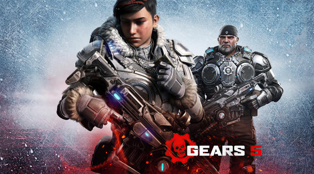 HD Wallpaper   Background Image Gears of War 2020
