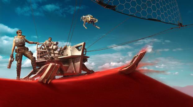 HD Wallpaper | Background Image Gears Of War 5