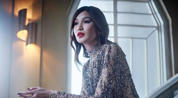 HD Wallpaper   Background Image Gemma Chan Actress 2019