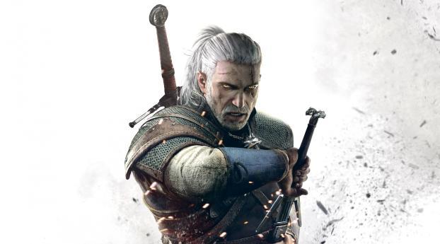 HD Wallpaper | Background Image Geralt of Rivia Art
