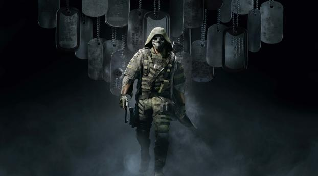 HD Wallpaper   Background Image Ghost Recon Breakpoint 4K