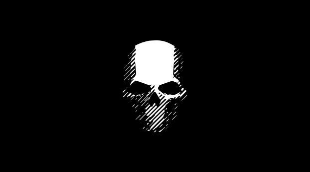 Ghost Recon Skull Wallpaper