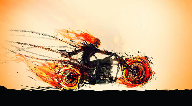 HD Wallpaper | Background Image Ghost Rider