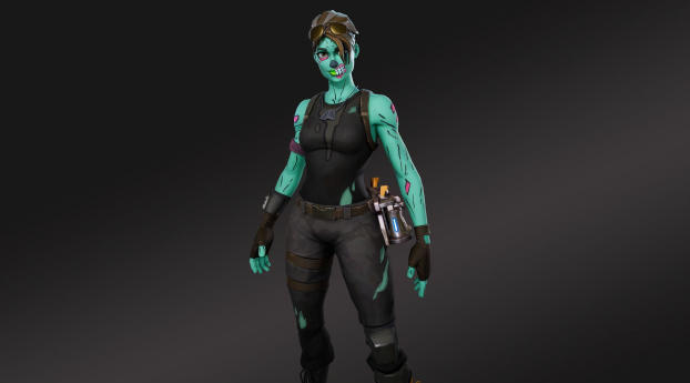 Ghoul Trooper Fortnite Wallpaper