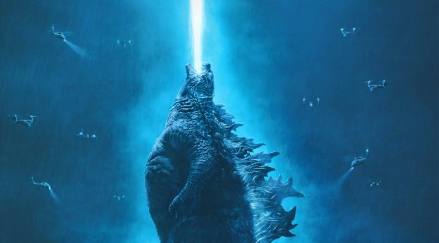 HD Wallpaper | Background Image Godzilla King of the Monsters