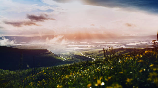 HD Wallpaper | Background Image Golan Heights