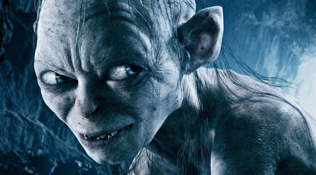HD Wallpaper | Background Image Gollum Lord of the Rings