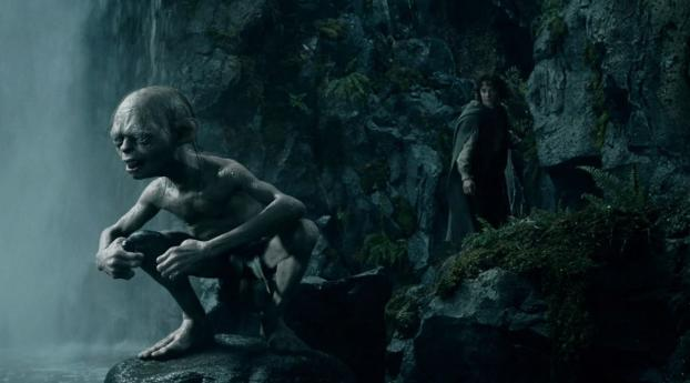 HD Wallpaper | Background Image Gollum The Lord of the Rings