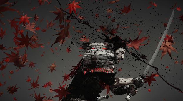 GoT Samurai 2020 Wallpaper 1152x864 Resolution