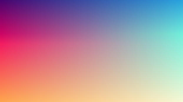 HD Wallpaper | Background Image Gradient Rainbow 5k