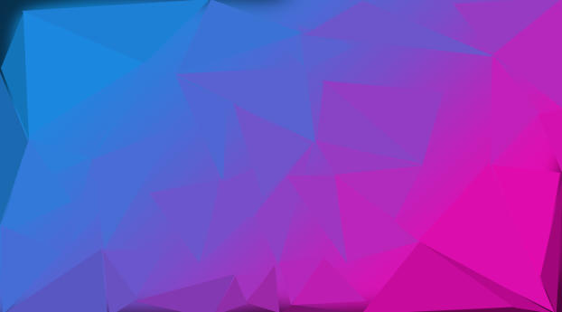 HD Wallpaper | Background Image Gradient Triangle Colors