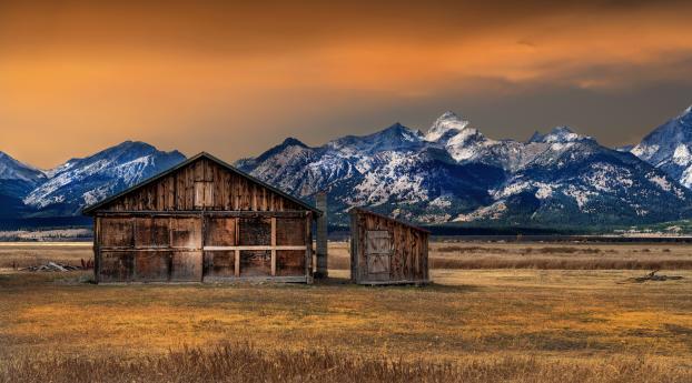 Grand Teton National Park 5K Wallpaper 750x1334 Resolution